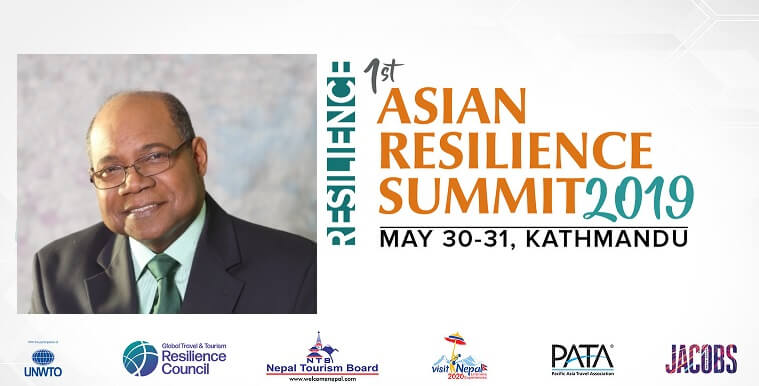 Jamaica's Tourism Minister Bartlett to participate in inaugural Asian Resilience Summit