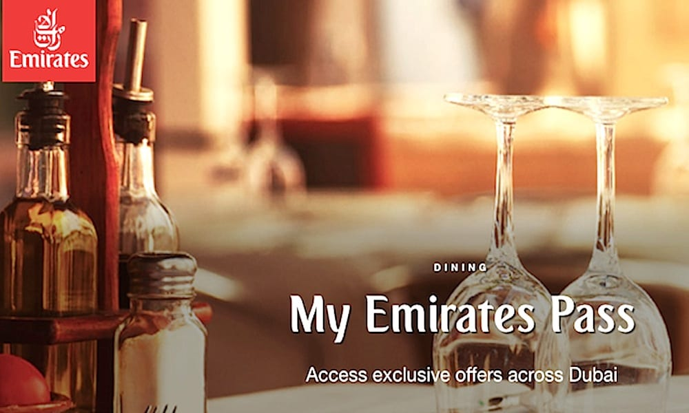 My Emirates Pass : It is back!