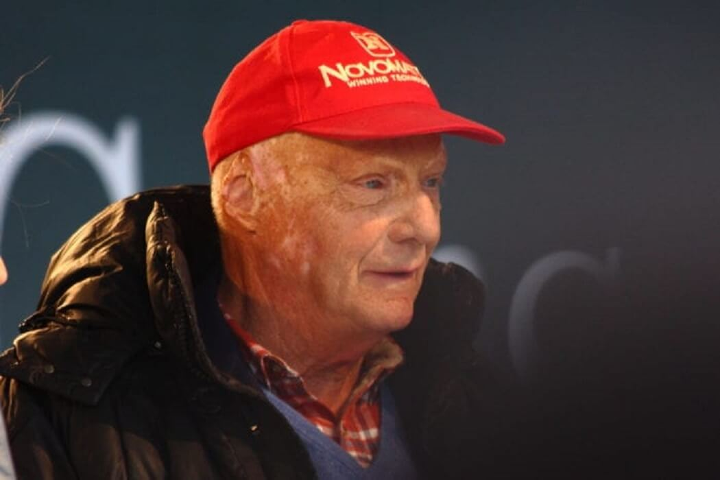 Farewell Niki Lauda: Legend of fast cars and airplanes