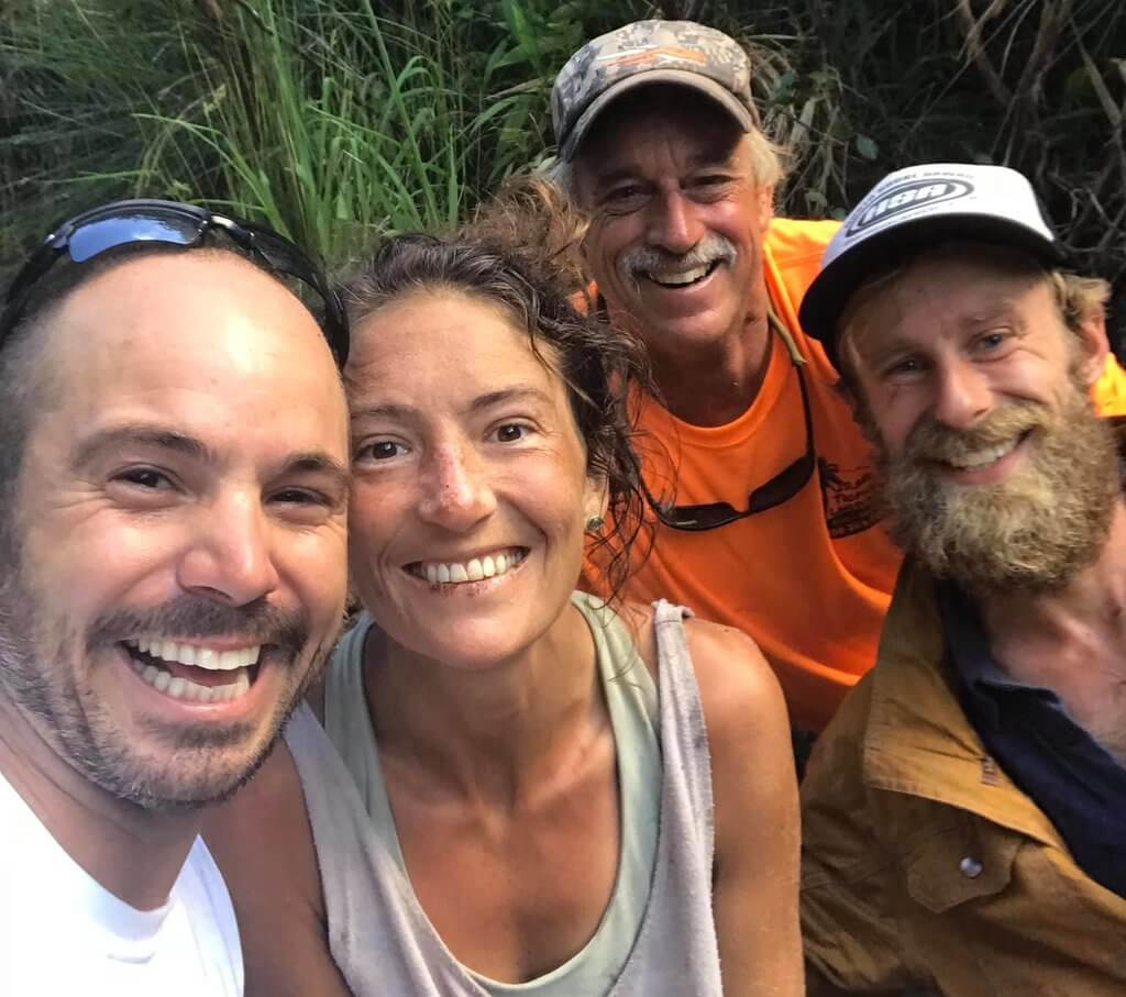 Rescue on Maui: Many Heroes, their Aloha Spirit, her Yoga Training and Love for Nature saved Amanda's life on a Hawaiian Island