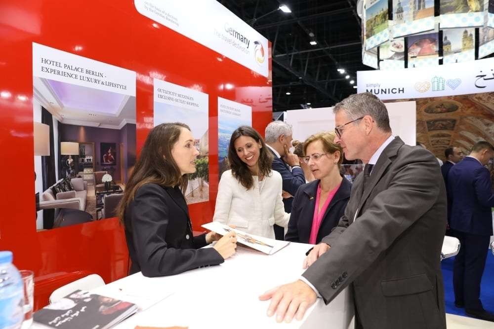 German National Tourist Board wraps up successful participation at Arabian Travel Market