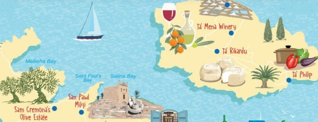 Malta Tourism puts island on the map: Following dedicated trails