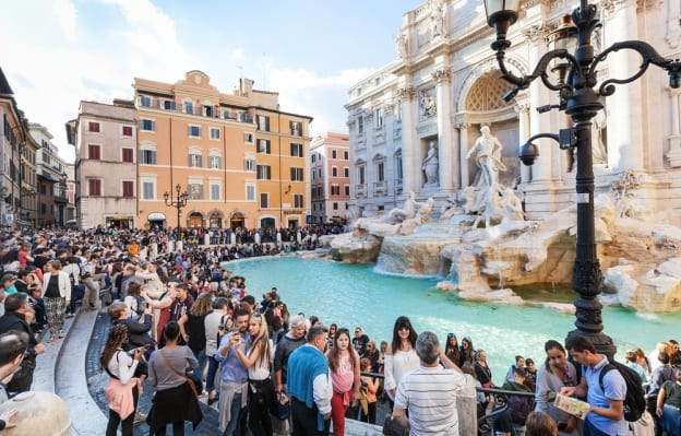 Italian Tourist Tax receipts in Italy: A record for 2019