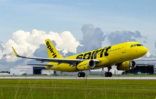 Spirit Airlines launches new daily service from Nashville International Airport