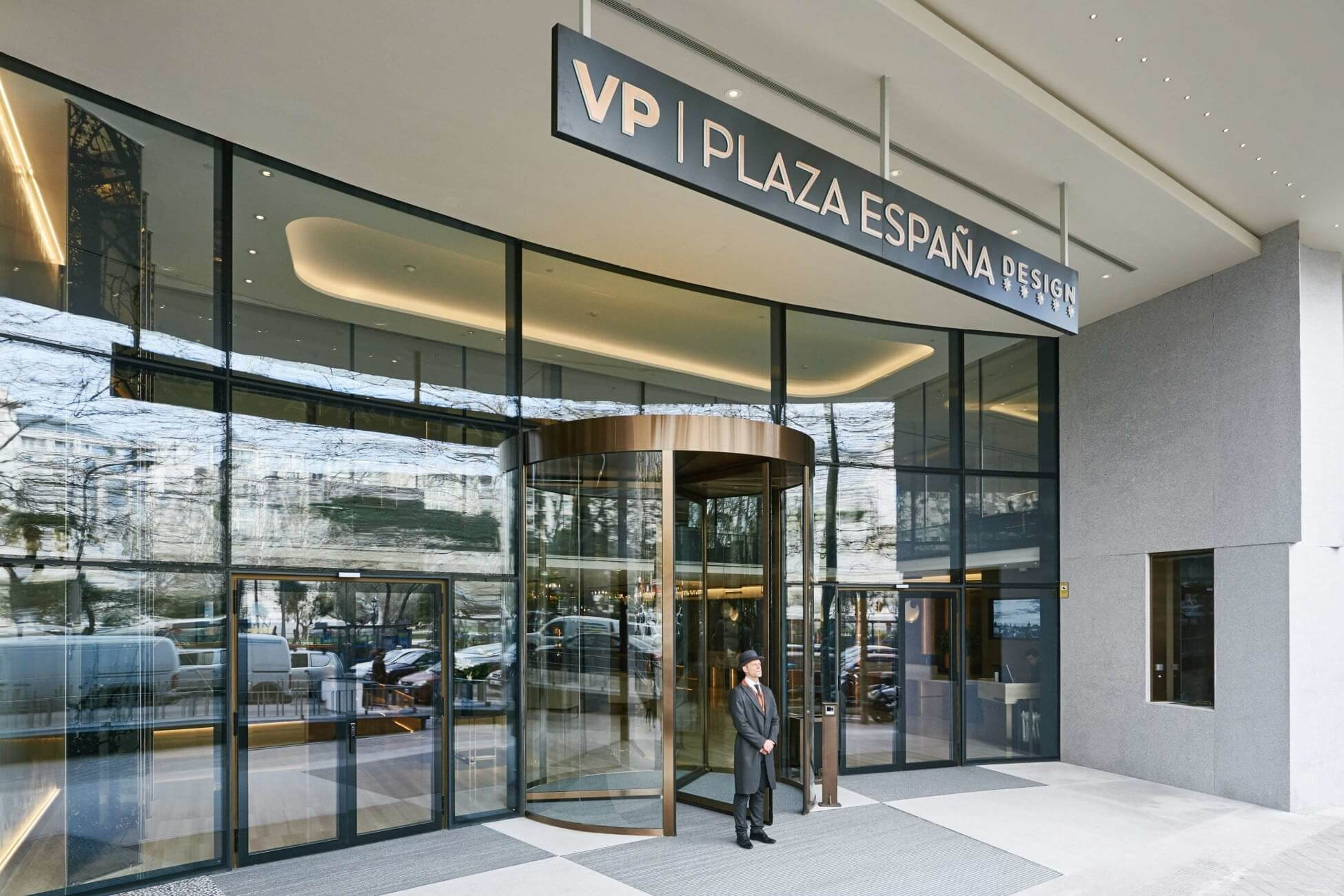 VP Plaza España becomes official Davis Cup sponsor