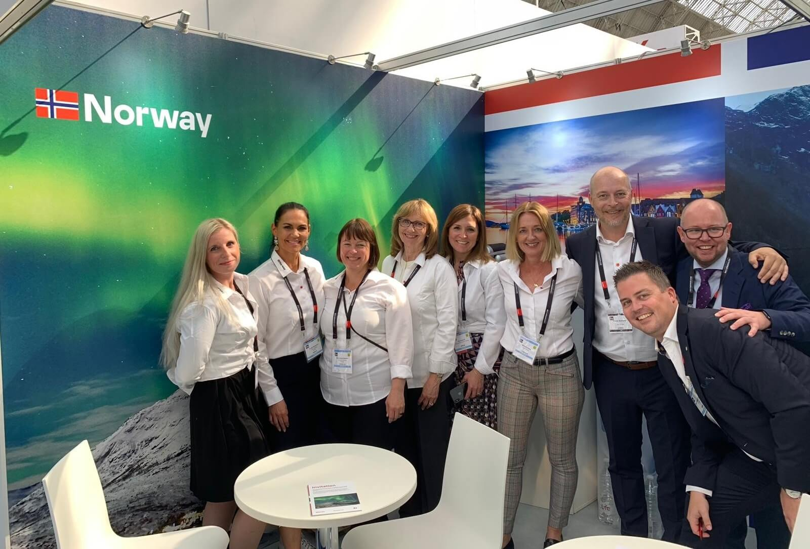Norway Tourism focuses on face to face as it targets association and corporate buyers