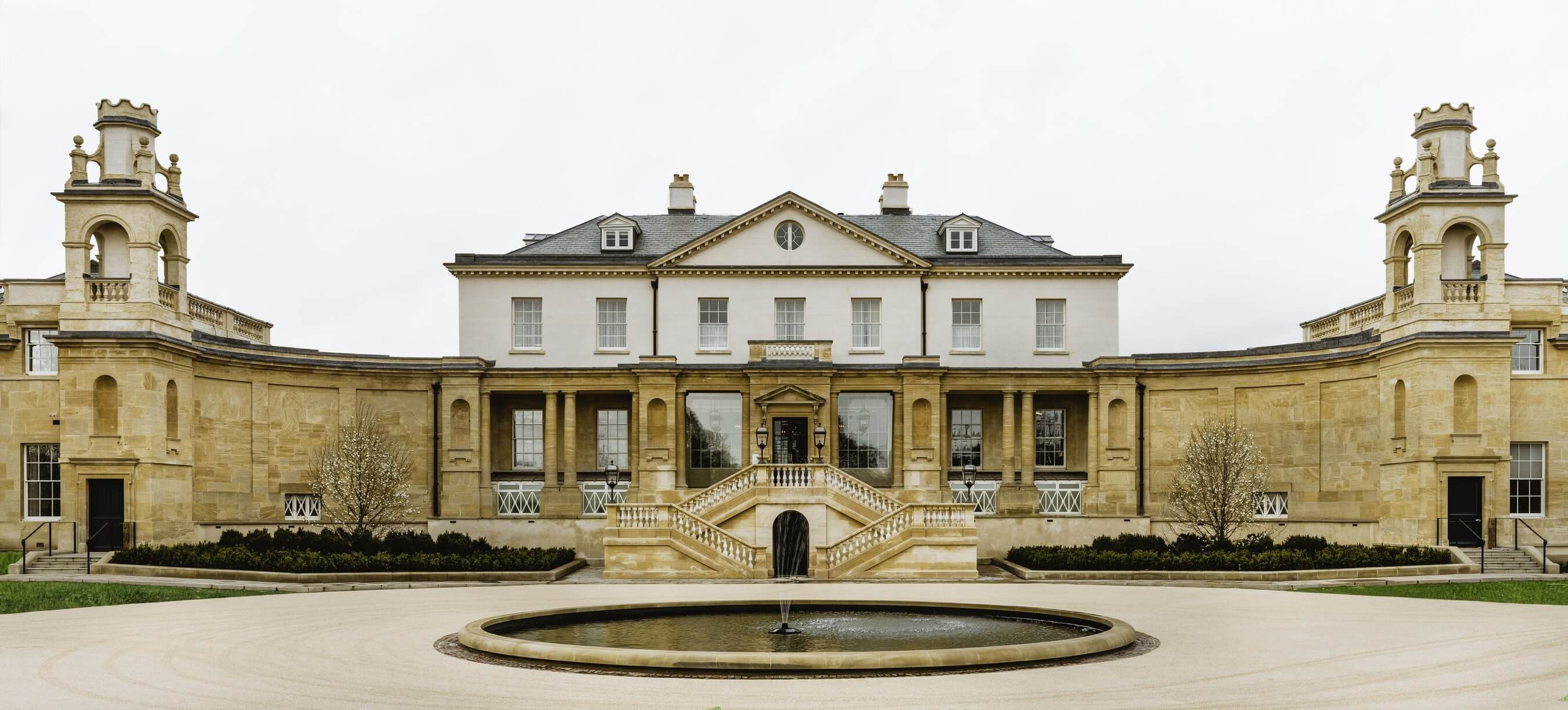 The Luxury Collection opens its first hotel in the English countryside
