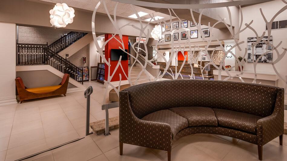 Aiden hotel opens first U.S. location