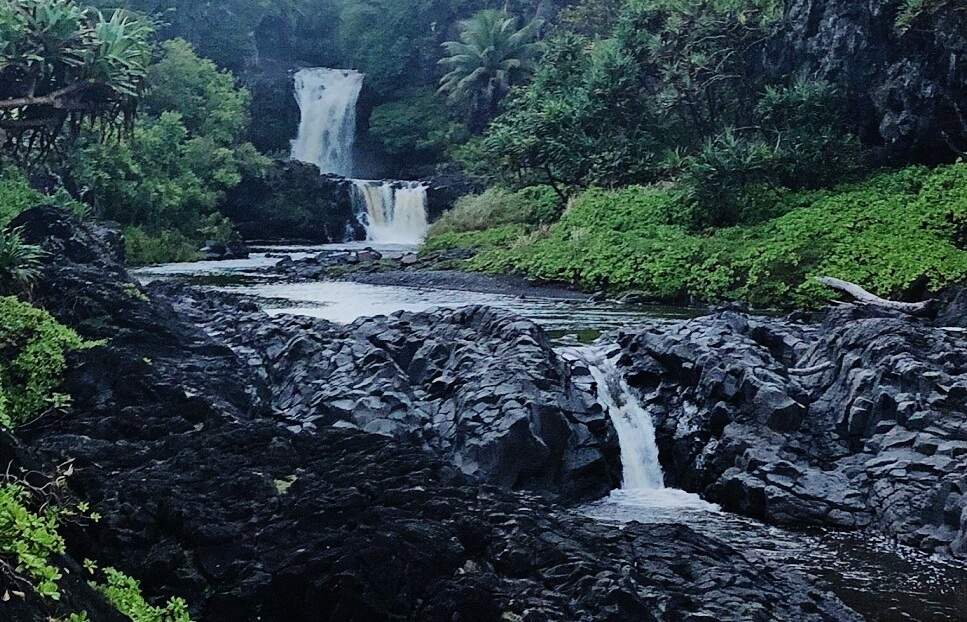 Person dies on Maui at famous Seven Sacred Pools