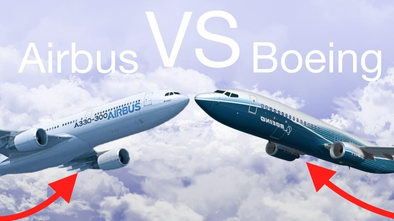 How is the Effect of Renewed Competition between Airbus and Boeing ?