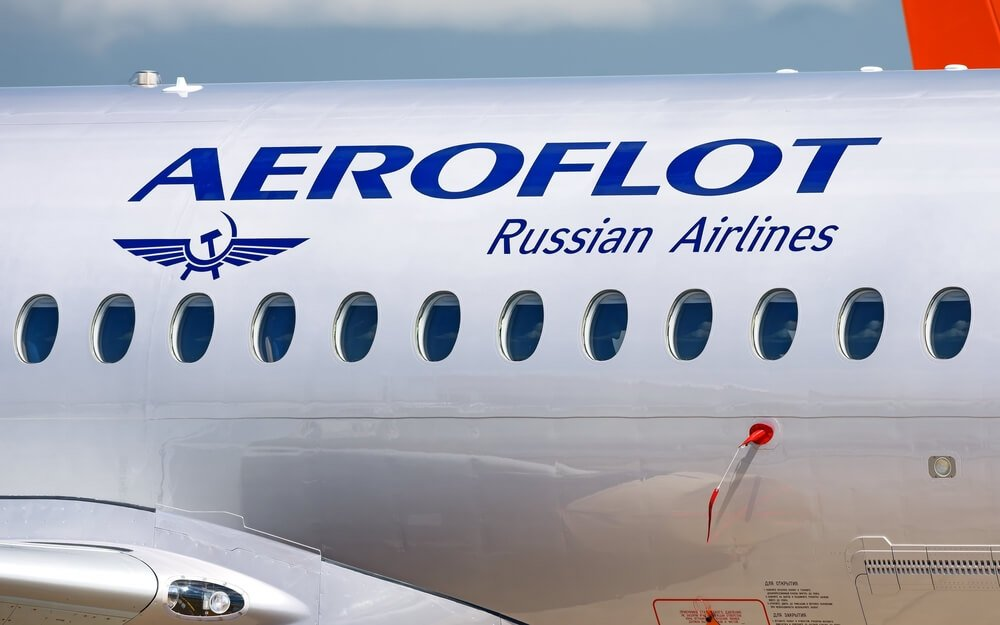 Aeroflot-Russian-Airlines-Plane