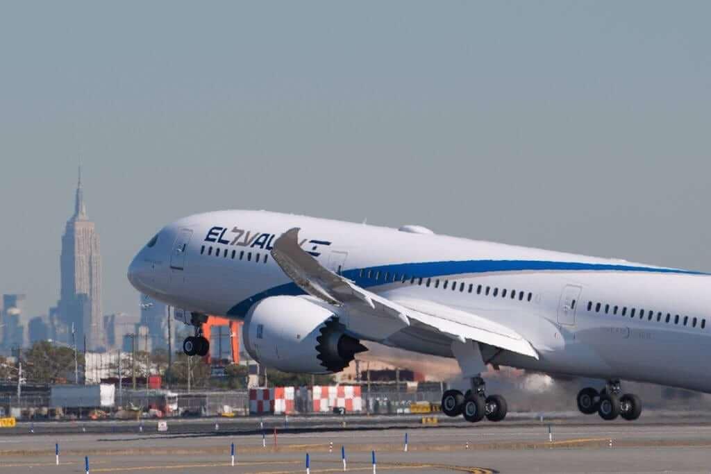 El-Al-Boeing-787