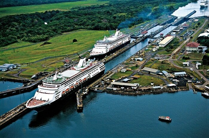 The-history-of-Panama-Canal