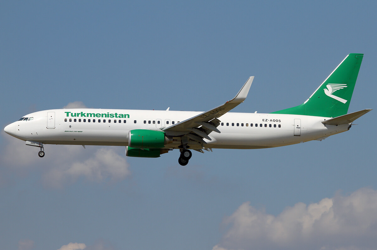 Turkmenistan Airlines improves safety standards with Lufthansa