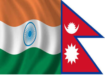インドとネパール