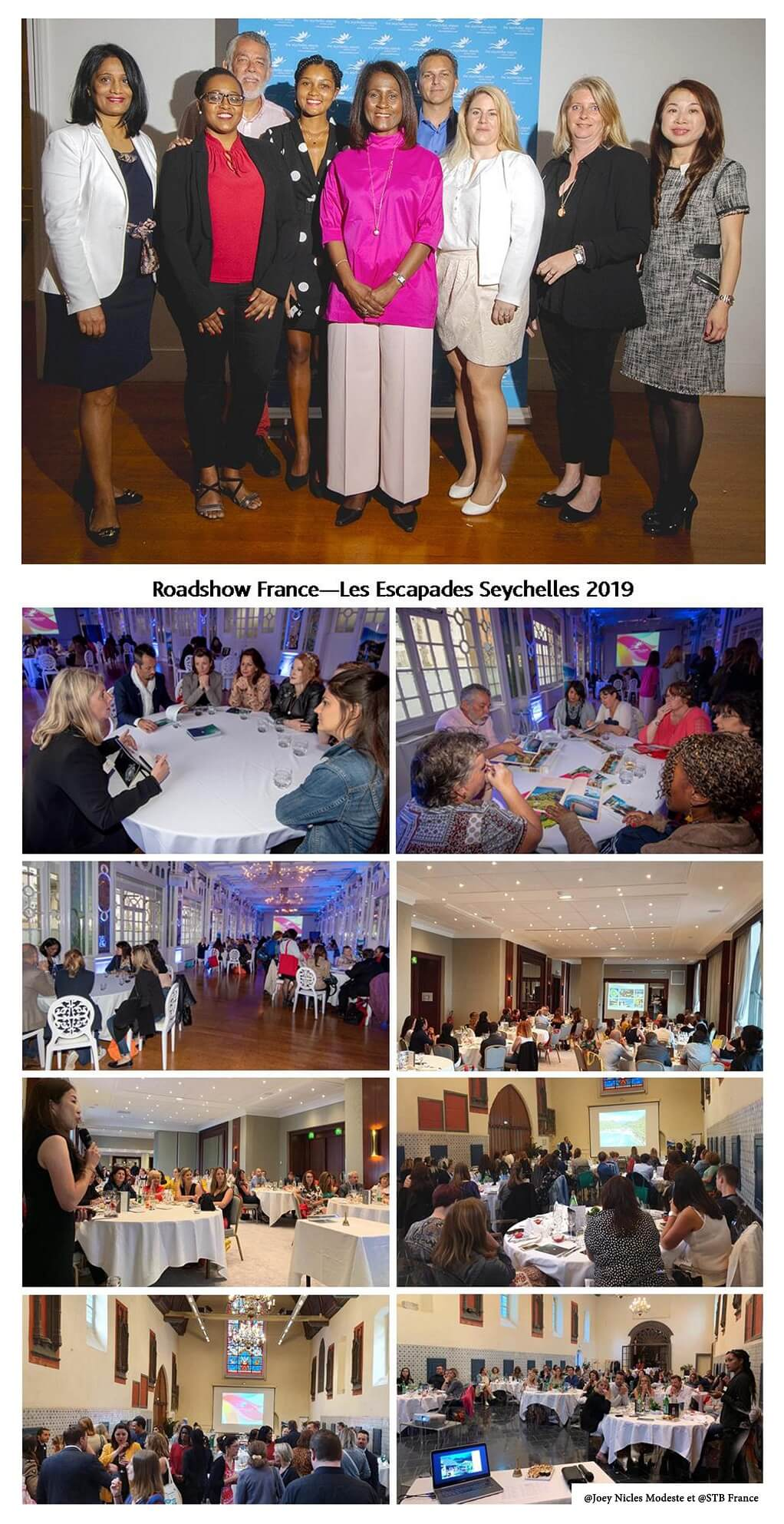Les Escapades Seychelles 2019, another Successful Edition for the Destination