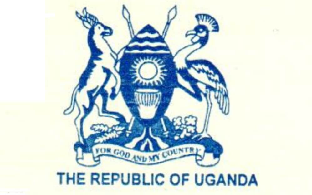 Ουγκάντα-δημοκρατία-λογότυπο