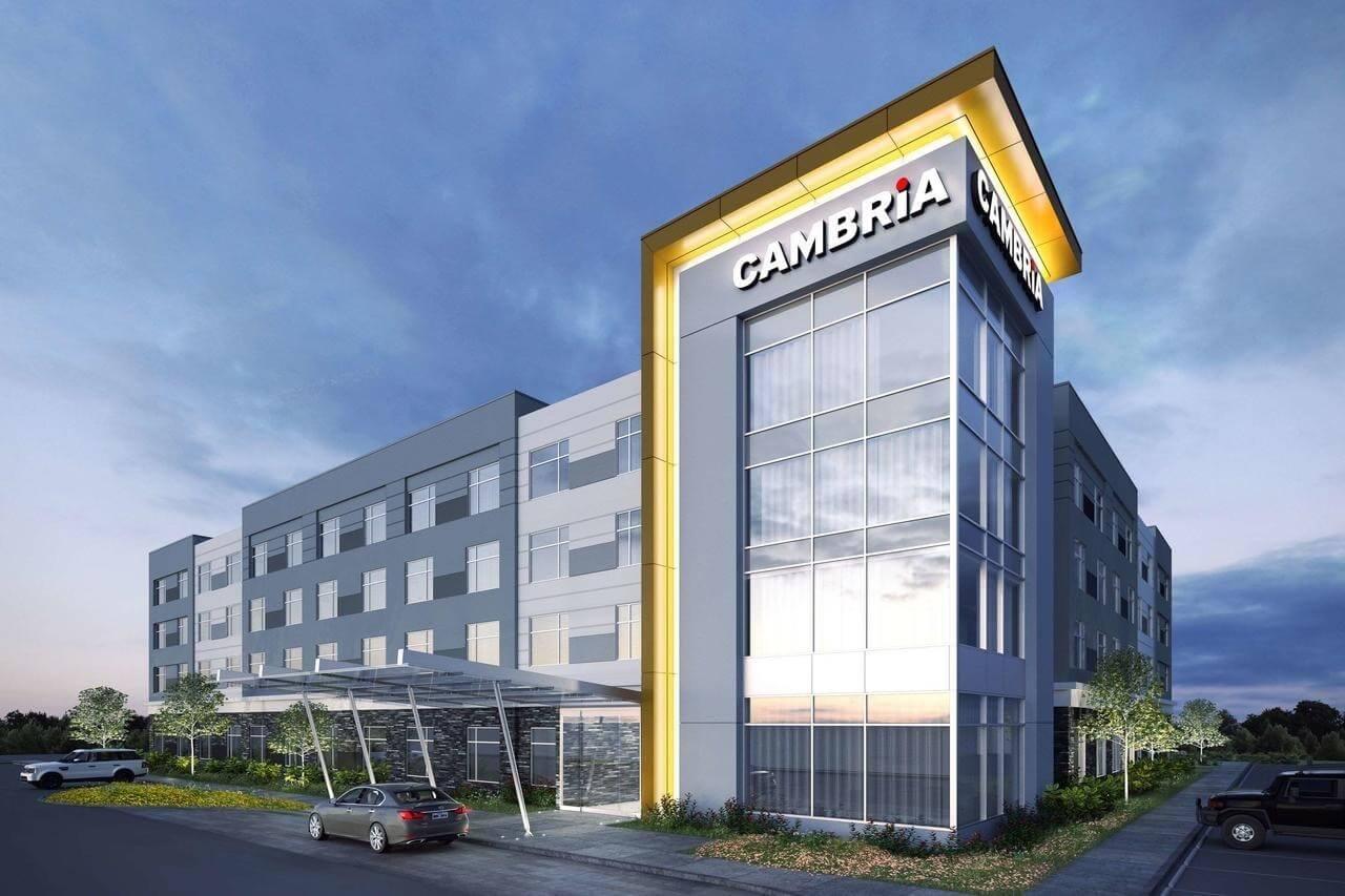 CambriaHotelsが最初のアイオワの場所を発表