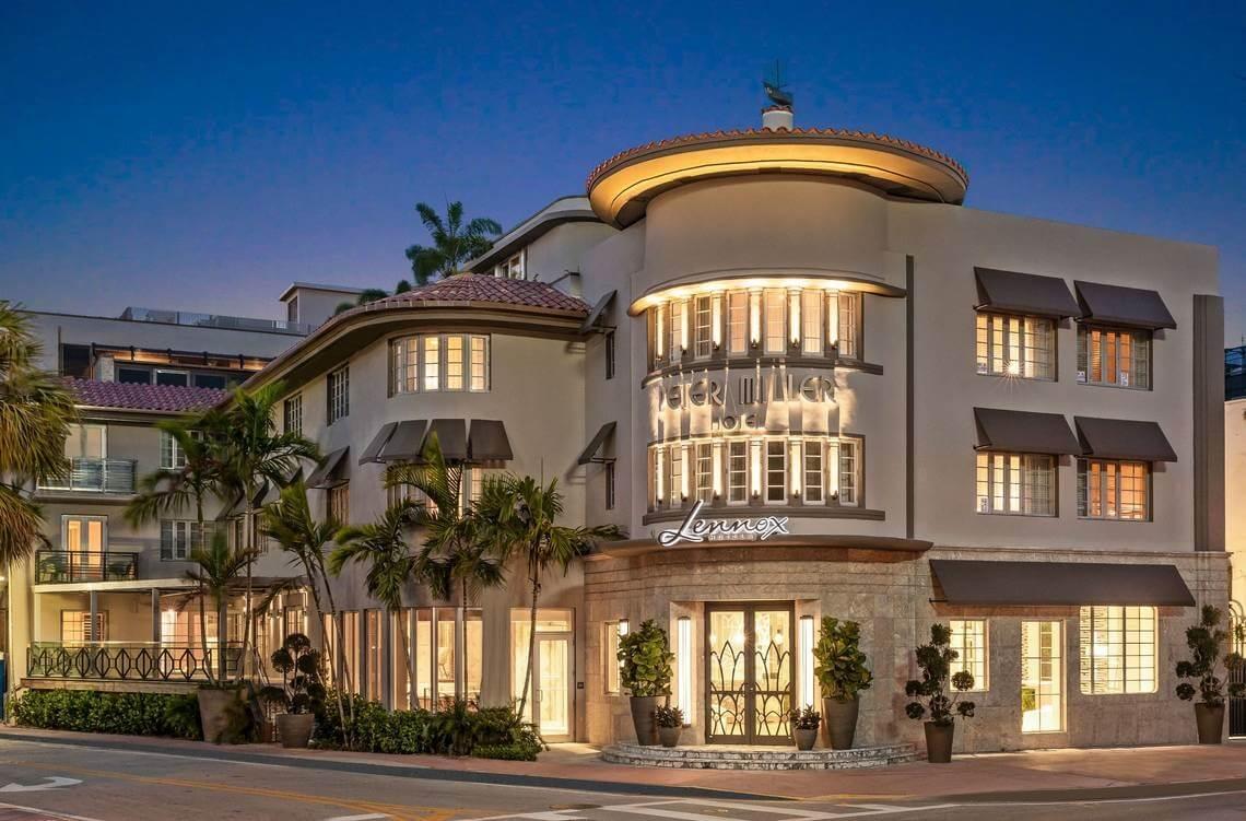 Το Lennox Hotel Miami Beach ανοίγει αυτόν τον Αύγουστο