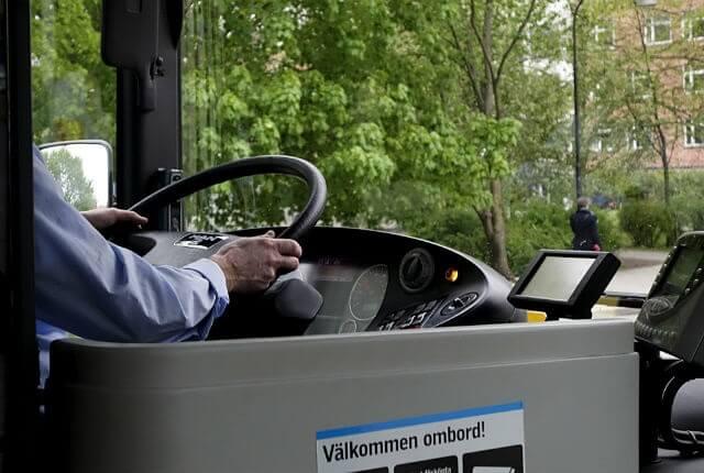 """Una donna svedese hà lanciatu l'autobus in a cità migrante svedese per avè purtatu """"troppu pochi panni"""""""