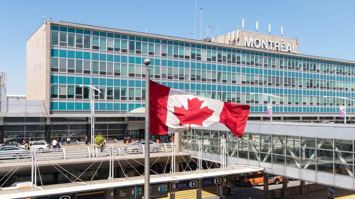 Aeropuerto Internacional de Montreal-Trudeau: récord de 9.7 millones de pasajeros en el primer semestre de 1