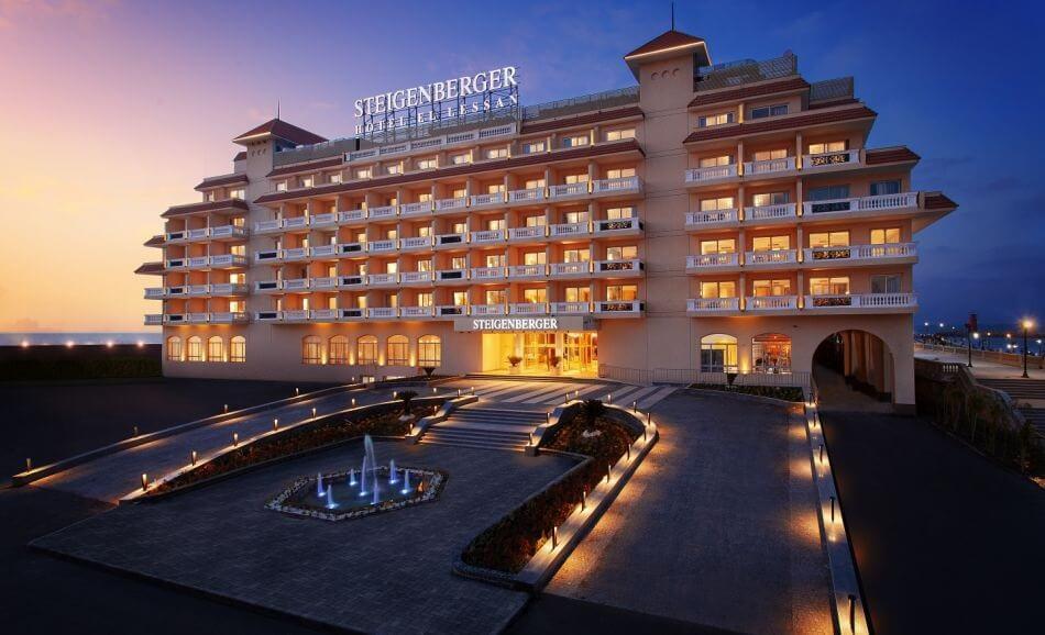 افتتاح فندق شتايجنبرجر الجديد في رأس البر ، مصر