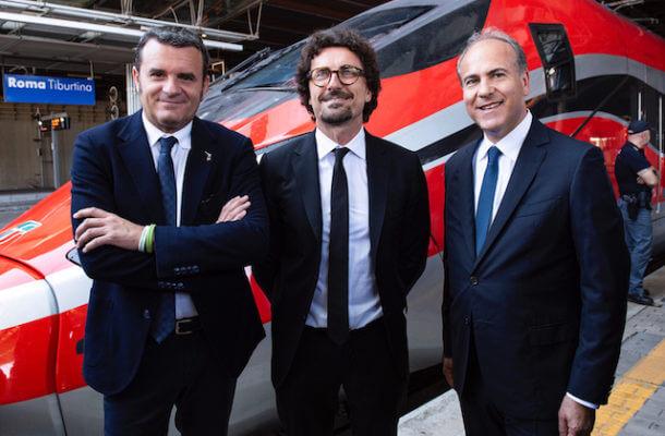 マリオ-右から-ジャンフランコ・バティスティ-CEO-FS-G。トニネリ-そして-GM-センティナロ