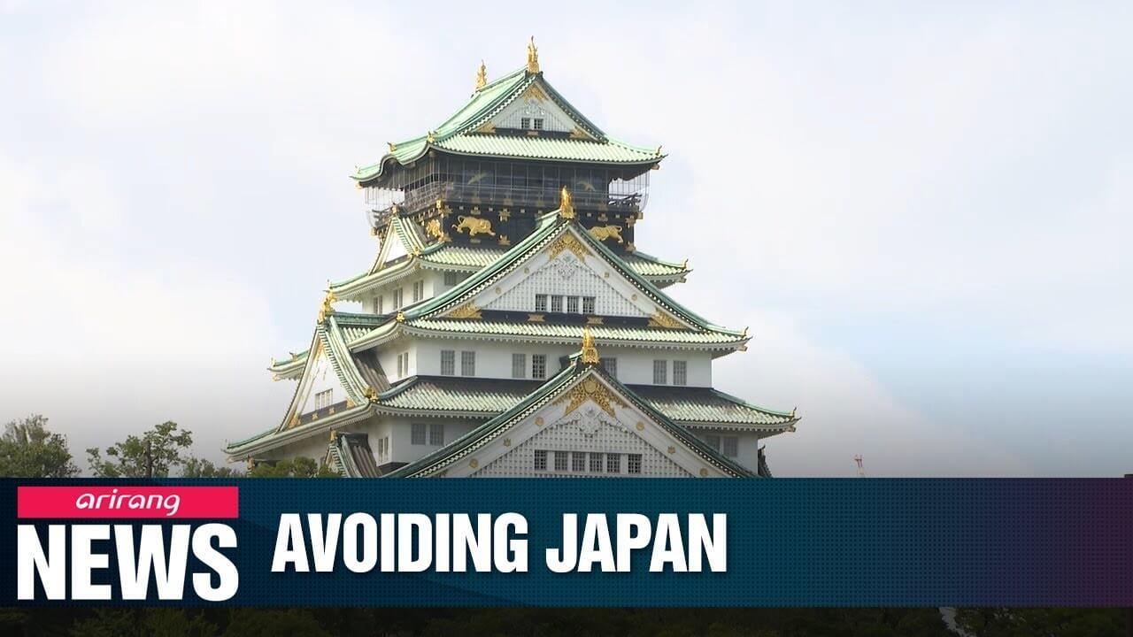 evitando o Japão