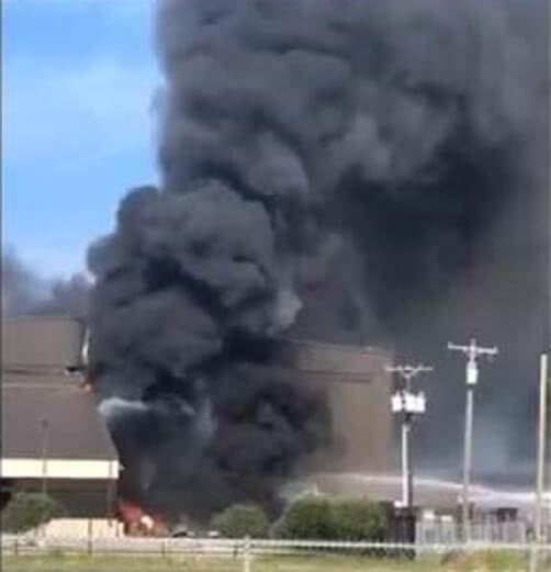Texas plane crash: All onboard dead – Another King Air aircraft consumed by fire