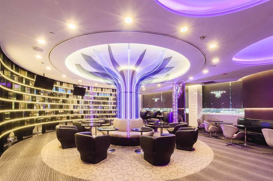 世界のトップ5の豪華なファーストクラスの空港ラウンジ