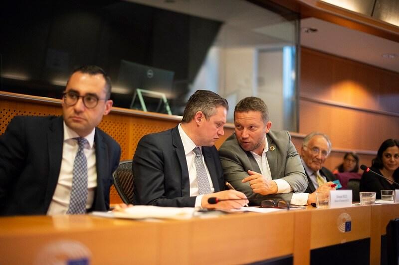 Malta e etella pele puisano ea Paramente ea EU ka Zero Carbon 2050 bakeng sa Tsamaiso le Bohahlauli