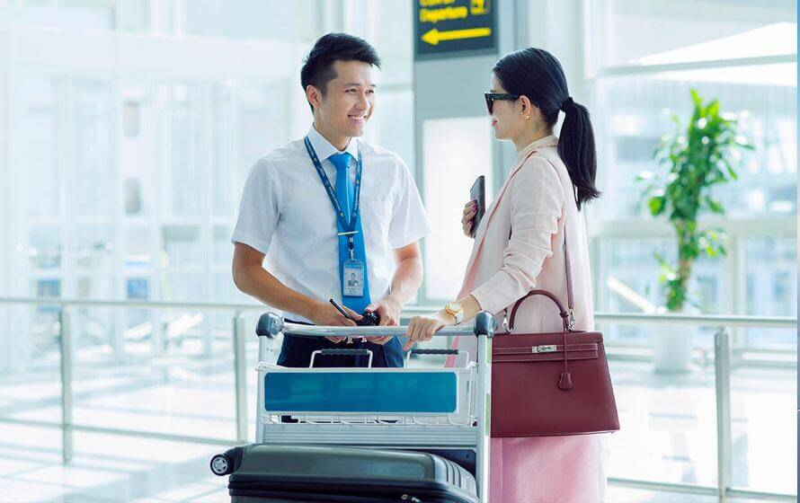 Новая палітыка багажу авіякампаніі Vietnam Airlines: улічвайце вагу!