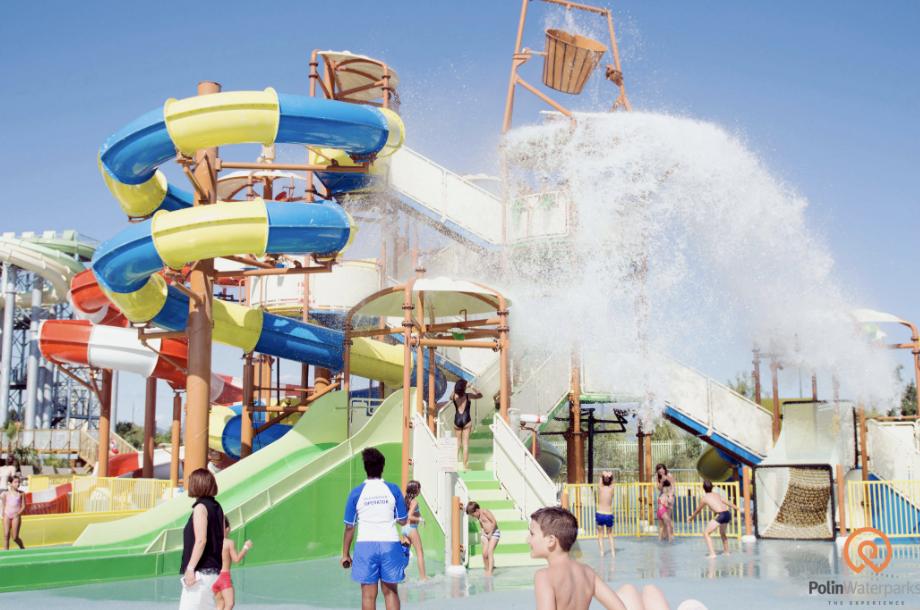 Splash City Adventure Park: Νέο υδάτινο πάρκο στη Γιούτα