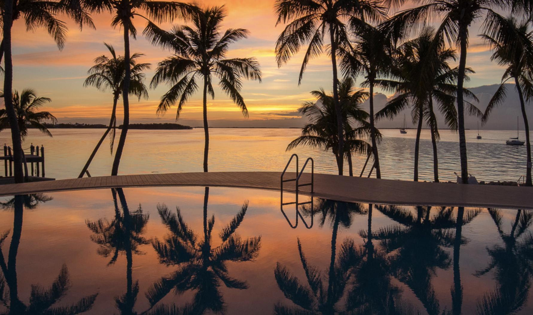 Resort di lusso solu all-inclusive in Florida Keys riapre prestu