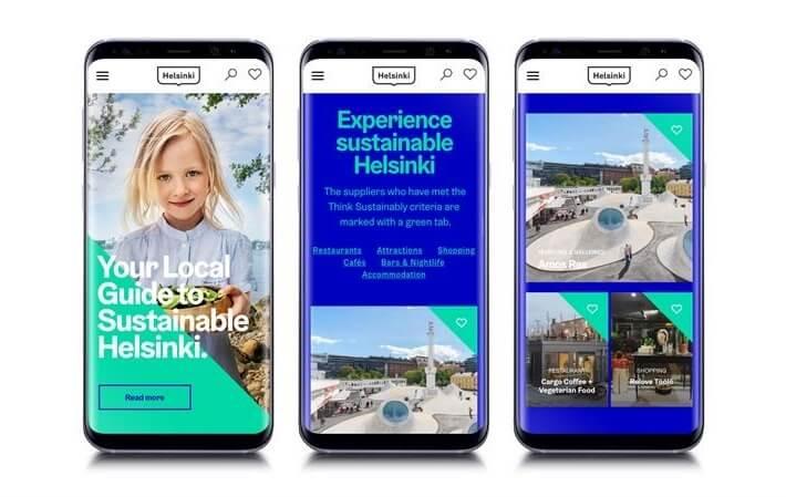 Stad Helsinki loods plaaslike volhoubaarheidsprogram