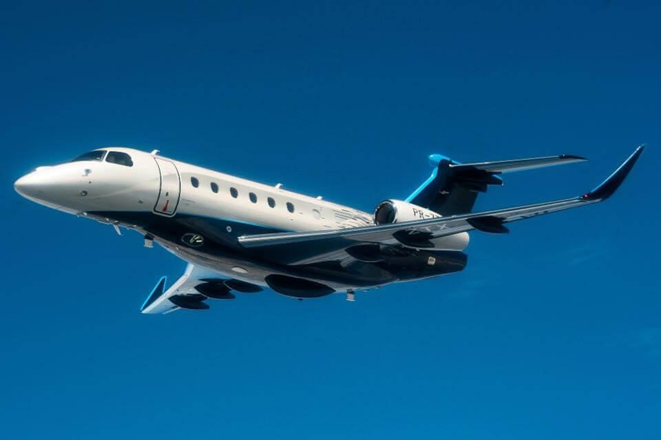 Embraer je nagrađen brazilskim certifikatom za Praetor 500
