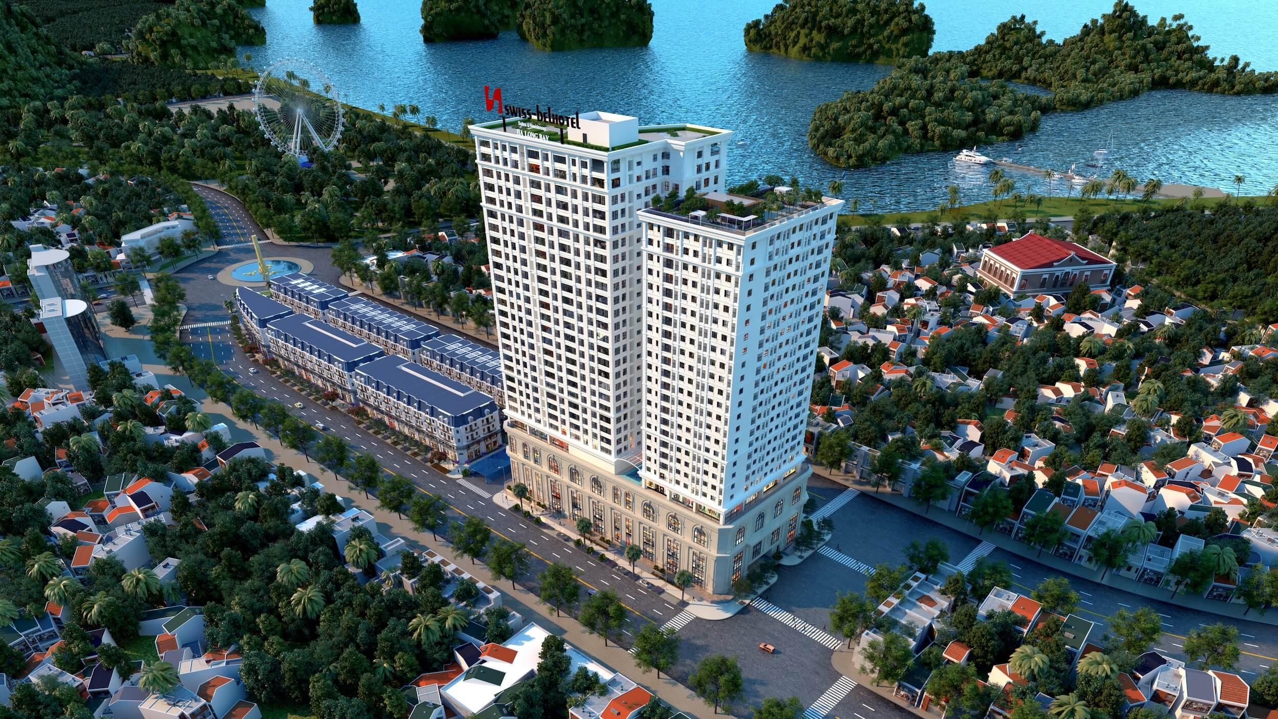 Swiss-Belhotel International прадстаўляе амбіцыйныя планы пашырэння ў В'етнаме