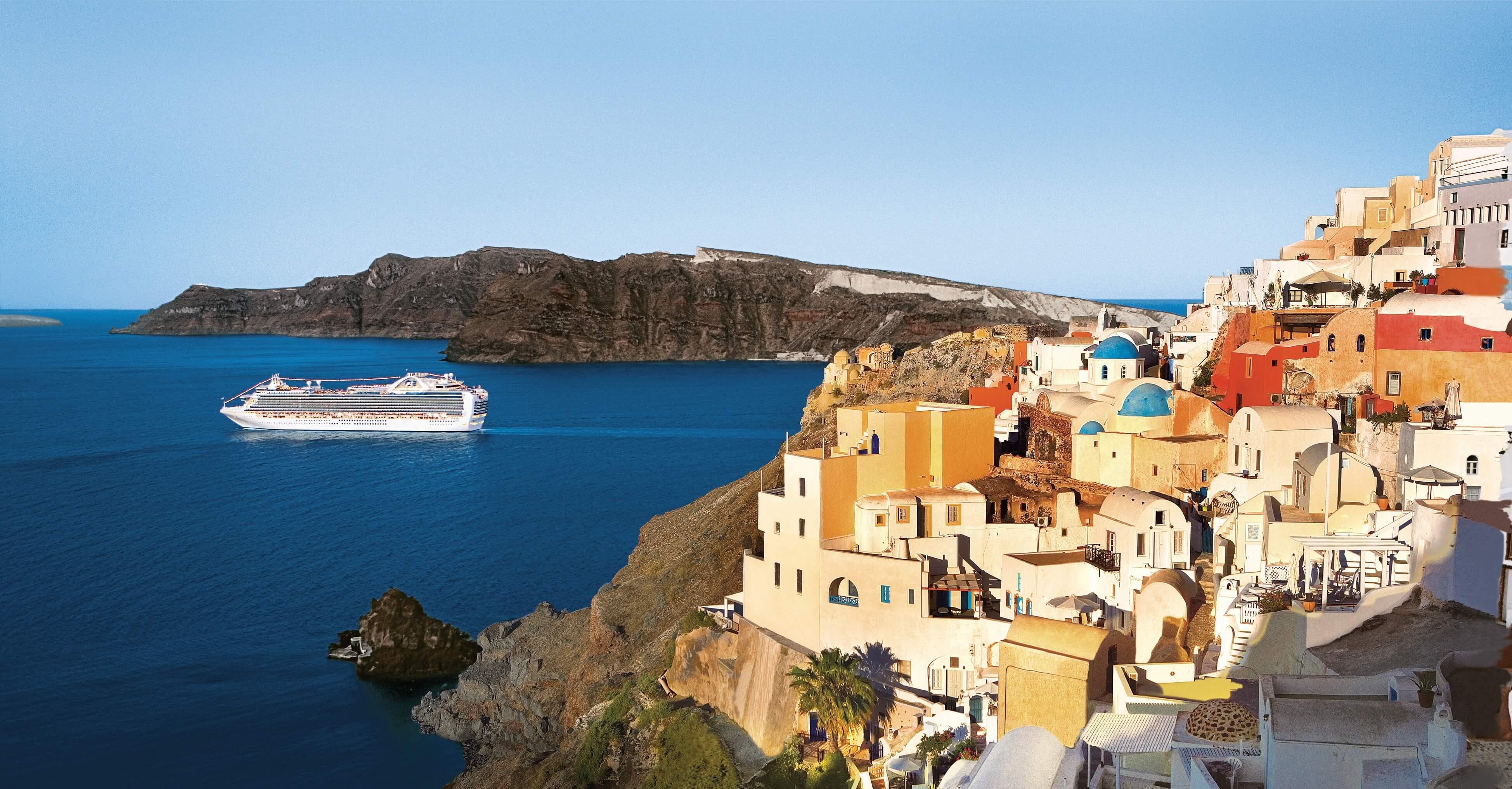 Princess Cruises launches 2021 Europe Season