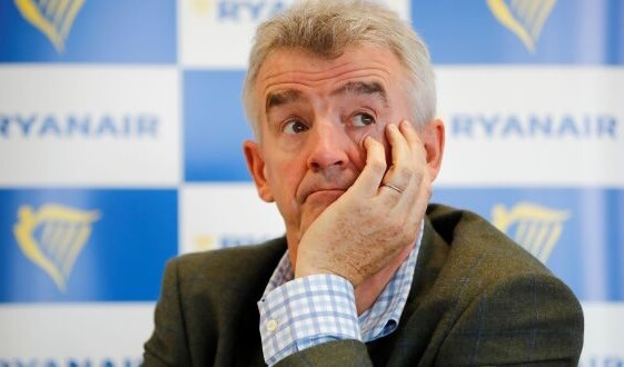 Brexit, Boeing 737 MAX limbo put hundreds of Ryanair jobs at risk