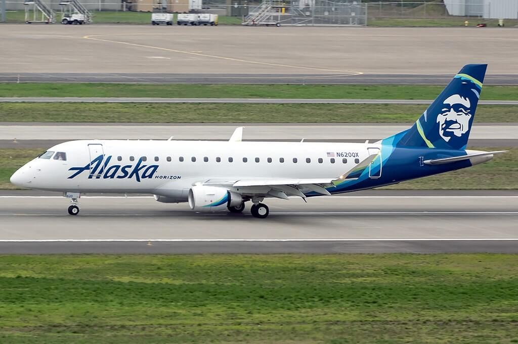 Alaska Airlines announces new service between Paine Field and Spokane