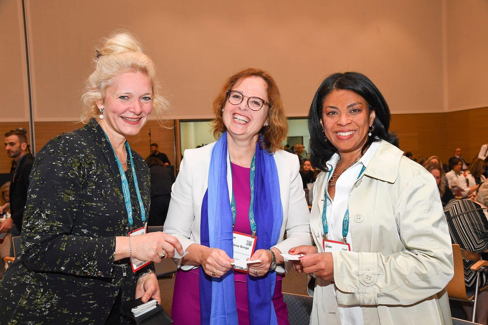 Likestilling er øverst på agendaen på She Means Business som IMEX America 2019 skal føre til mangfoldsdebatt