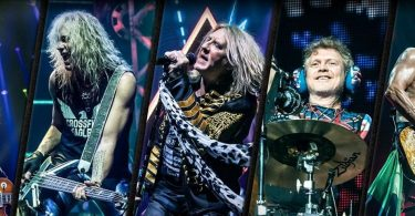 Def Leppard starter Las Vegas ophold på Planet Hollywood Resort & Casino