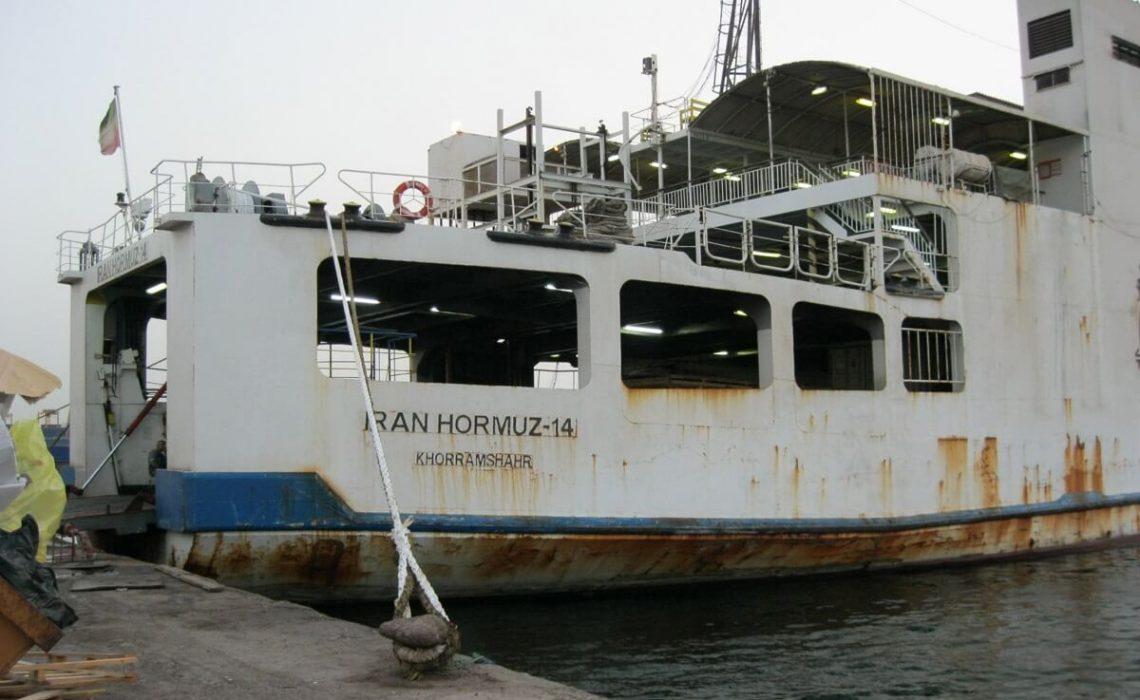 Layanan feri Laut Kaspia anyar bakal ngubungake Iran lan Dagestan Rusia