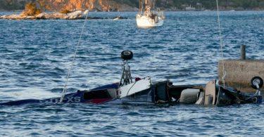 Russiske besøgende dræbt i Grækenlands helikopterulykke