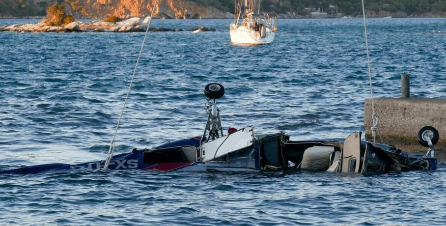Visitatori russi uccisi in Grecia in un elicotteru