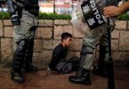 Employee of British consulate in Hong Kong detained in Chinese border city