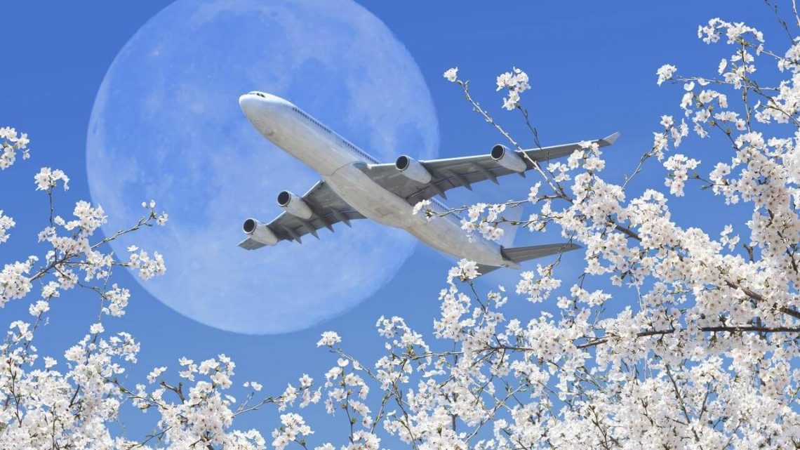 Novo acordo de aviação EUA-Japão aclamado pela indústria aérea dos EUA