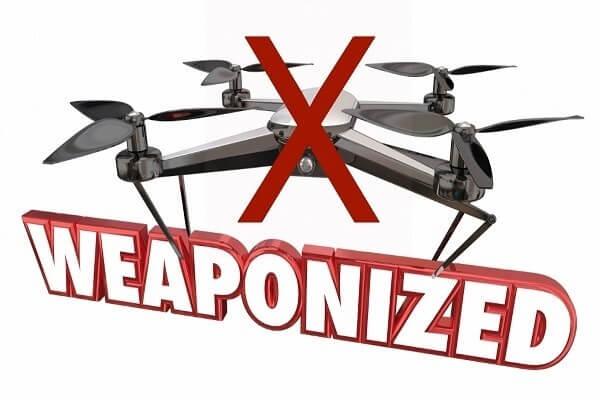 FAA: Ní mheascann drones agus airm!