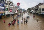 L'Indonésia abbandunà Jakarta affundendu, custruisce una nova capitale in Borneo