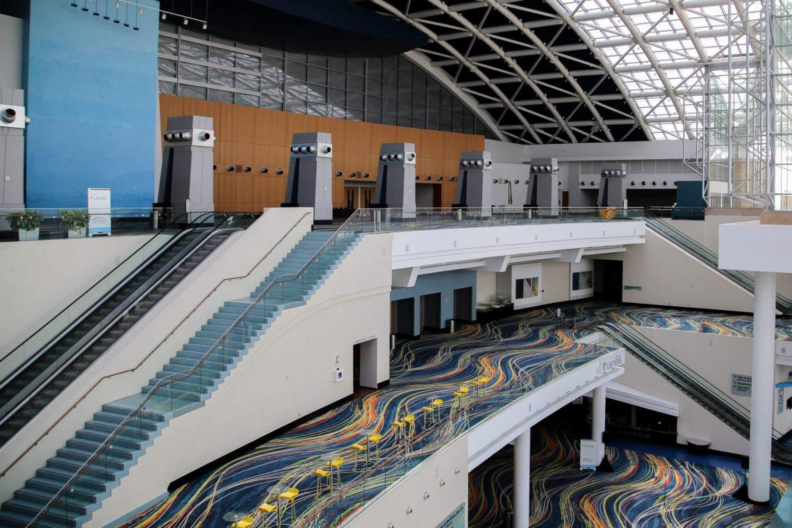 Канвенцыйны цэнтр Пуэрта-Рыка, якім кіруе AEG Facilities, паведамляе аб самым паспяховым годзе